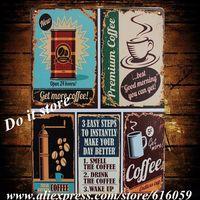 [ Do it ] Tin sign Wholesale  Vintage Bar Metal Home Cafe Decor 20*30 CM B-213