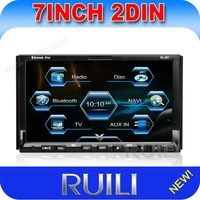 7'' 2din car  dvd  player