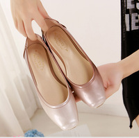2014 HOT New women flats sweet single casual shoes fashion sandals 2color wholesale price