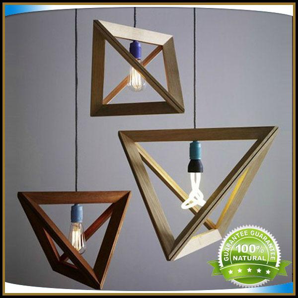 Milan Bedroom Pendant Lights Lighting Fixtures,AC110-240V Living Dining Room Bar Office Hallway Ceiling Lamps,wood souls(China (Mainland))