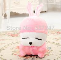Free Shipping  of Super Cute Cartoon Mashimaro Fruit Rabbit Doll Plush Toy,Children Gift,Birthday Gift,60cm