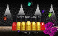Free Shipping Hot Fashion Green Nail Polish Glue / Resin Glue A Green Color / Light Therapy Nail Polish