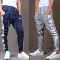 2014 new fashion mens baggy sweatpants joggers men pants drop crotch harem pants men hip hop sport pants for man calca moletom