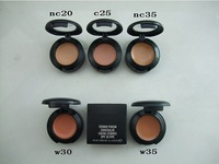 Free Shipping By DHL Makeup Foundation Shaper Make up Foundation Shaper  2014 New TOP mc Brand Makeup 5 COLOR