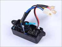 three phase 3kw or 2kw avr for gasoline generator voltage regulator 8 wires