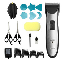 Personal care Child and adult electric hair clippers rechargeable and plug mute hair trimmers hot selling