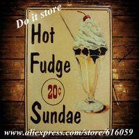 [ Do it ] Tin sign Wholesale  Vintage Bar Metal Home Cafe Decor 20*30 CM B-219