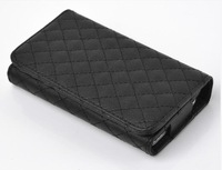 Flip Wallet Leather Purse Holster Case Cover case For samsung galaxy S5 i9600 freeshipping