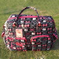 New Baby diaper bags Hello Kitty Mummy bag Waterproof Portable Mama Nappy bags Multifunction Pregnant women handbag cartoon #40