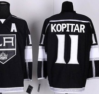 Los Angeles Kings #11 Anze Kopitar A 2014 Stanley Cup Champions patch Ice Hockey Jerseys cheap