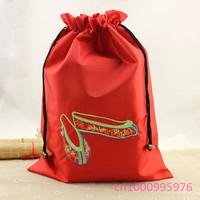 "Free shipping!10 PCS high heels wholesale bags ""36 x27cm"" shoe bag, High heels receive bag"