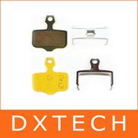 1 pair/lot Full Metal bicycle disc brake pads for Avid Elixir AVID Elixir E1/3/5/7/ER/CR sram xo xx