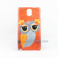 Free Shipping ! Customized Designs 3D sublimation Printing Phone Case for Samsung Note 3