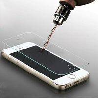 Details about  Premium Real Tempered Glass Film Screen Protector for Apple iPhone 5S 5 5C