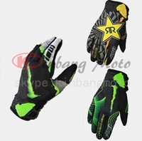 Hot sale High quality PARA MOTOCICLISTA th/or cycling gloves/ full finger rockstar racing gloves 3 models size M L XL