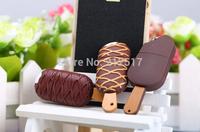 New 2014 design ice cream usb flash drive pen drive stick 4G 8GB 16GB 32GB 64GB 128GB pendrive memory card free shipping