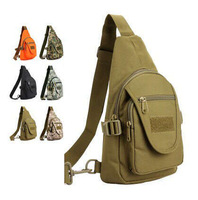 Free shipping 2014 tactical camouflage men travel bags fashion casual shoulder bags outdoor sports women messenger bags
