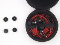 Wholesale L Plug High quality Metal headphone Earphone Brand Fone 20 Pcs A Lot Drop Shippping By HongKong Post