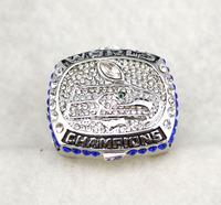 Free shipping  replica Men ring NFL 2013 Seattle Seahawks Super Bowl  World Series Championship ring