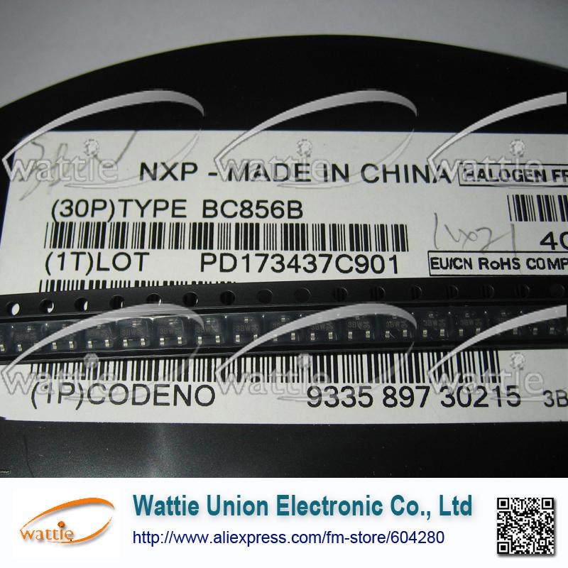 Bc856b SOT23 PNP транзистор