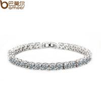 Sparkling aaa zircon bracelet day gift exquisite luxury