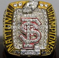 Free shipping replica 2013 Florida State Seminoles NCAAF BCS National Championship ring-Winston size 11