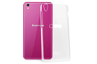 Imak Crystal Transparent Hard Skin Case For Lenovo S850