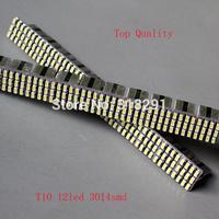 T10 12smd 3014 LED Car  Bulbs auto Interior Lighting top Quality