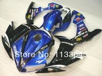 100%NEW Blue black bodywork for Yamaha YZF R1 04 05 06 YZF-R1 04-06 YZF1000 YZF R1 2004 2005 2006 #222 ABS Fairing kits +7gifts