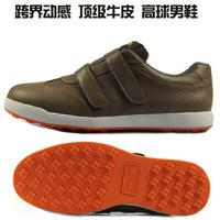 XFC 2014 new golf shoes golf shoes men shoes waterproof calfskin