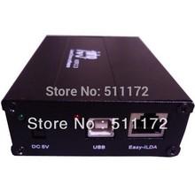 Hot ishow 2 3 USB 2 0 USB Power Supply ILDA PC Laser Controller Show Software