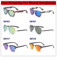 2014 New Arrived R.B Men Sunglasses Brand Women Sunglasses Summer Fashion Sun Glasses Free Shipping For 1pcs