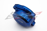 FREE SHIPPING Blue CNC Oil Filter Cover Fit for Honda CRF250L 2012-2014 2013