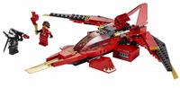 Kay's Flames Fighter. Bela Phantom Ninja Series. 10219 Children Educational Building Blocks Assembled Toys, Free shipping!