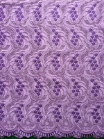 5 yards free shipping +2014 High quality  new arrival african swiss voile lace 82017-01