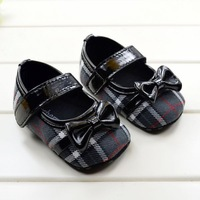 Hot sell brand England shoes girls, Fashion butterfly newborn shoes baby girl for baby first walkers,6 pairs/lot!