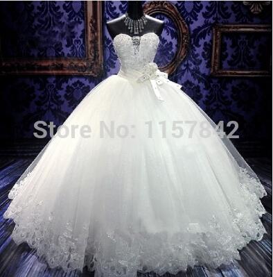 2014 reale immagini della principessa abito da ballo innamorato di cristallo vestidos de Fiesta laurea lunghezza piano abito da sposa abiti da sposa