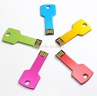 Wholesale usb flash memory pen drive128MB 50PCS Stick Drive metal key