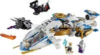 L70724 Ninja Helicopter. Bela Phantom Ninja Series 10223, DIY Plastic Assembled Building Blocks Toys. Educational Toys!