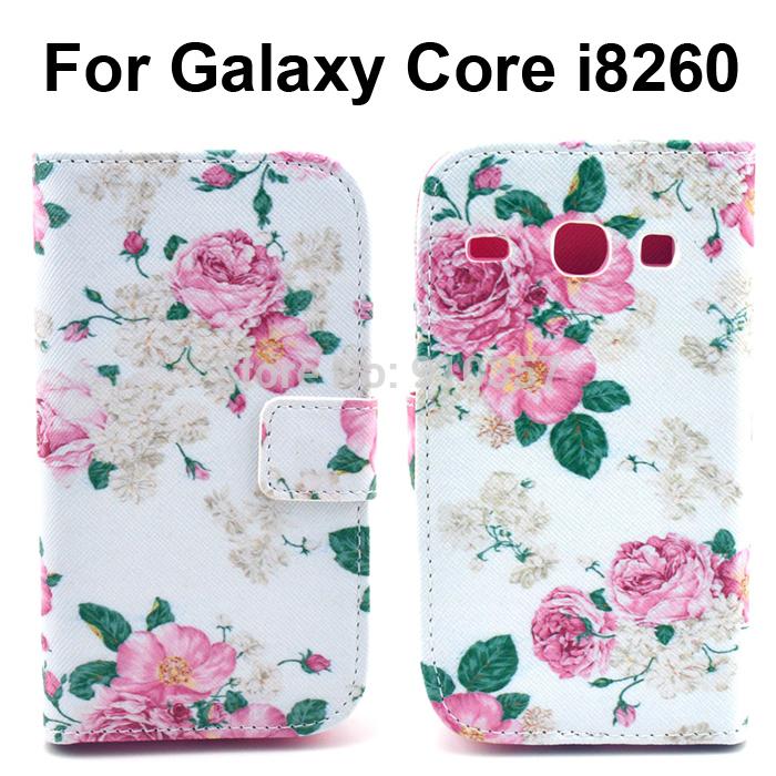 penutup dengan pemegang kartu untuk samsung galaxy i8262 inti i8260