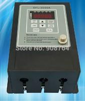 mini cheap 0.4KW inverter  VFD  220V  VARIABLE FREQUENCY DRIVE INVERTER  1 phase input 3 phase output VFD020#