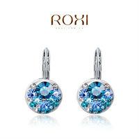 2015 ROXI fashion girls earrings ,earrings for elegant women party  , wholesale,best Christmas gifts,2020207390b