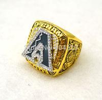 Free shipping excellent design replica 2001 the Arizona diamondbacks world champion ring--johnson