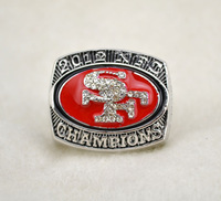 Free shipping excellent design rhodium plated 2012 San Francisco Giant cheap replica world championship rings