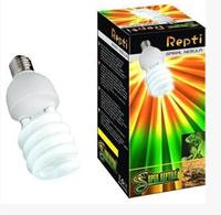 Free Shipping  uvb10.0 26W tortoises turtle lizard lamp mosquera uvb lamp calcium lights