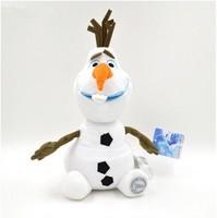 2014 New Frozen plush Olaf 18cm/30cm/50cm olaf frozen Plush Toys Dolls Stuffed Toys Dolls Accessories cheap toys