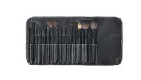 High-grade nylon hair black bag black handle-15pcs