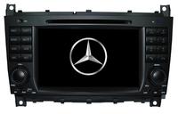 Car Head Unit Sat Nav DVD Player for MERCEDES BENZ CLC-CLASS  08-11 with GPS Navigation Radio TV  USB SD iPod Bluetooth