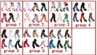 18pcs/lot fashion baby pantyhose infant tights girls stocking children leg warmer free shipping