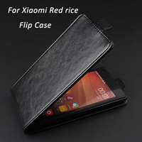 High Quality PU Flip Leather Case Cover for Xiaomi Red Rice 1s,cover hongmi 1s Drop Shipping